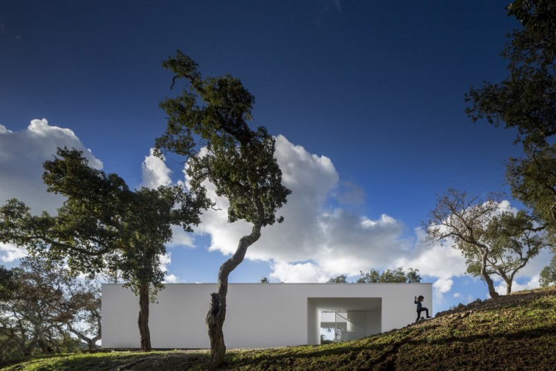 House in Quinta Do Carvalheiro, GSMM Architetti (1)