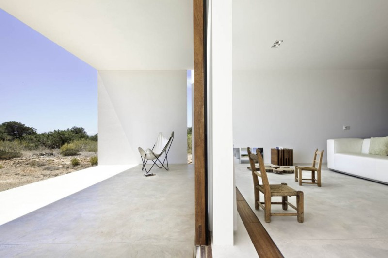 Home-Office Es Pujol De Sera Maria Castello Martinez Formentera, Spain (6)
