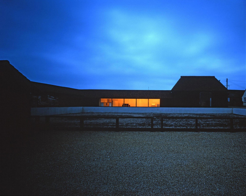 Tilty Barn, John Pawson, Essex, England, United Kingdom (10)