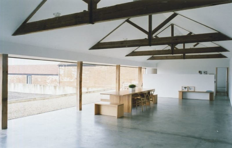 Tilty Barn, John Pawson, Essex, England, United Kingdom (7)