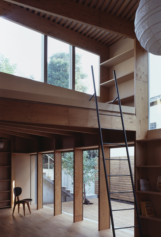 Tokyo Tree House By Mount Fuji Architects Studio (11)