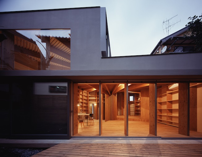 Tokyo Tree House By Mount Fuji Architects Studio (3)