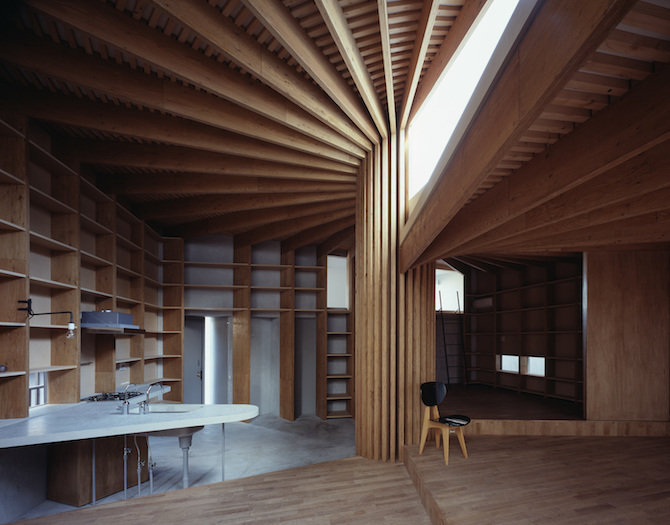 Tokyo Tree House By Mount Fuji Architects Studio (6)