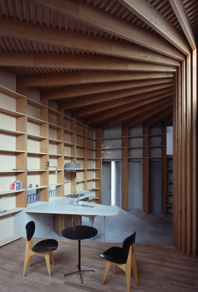 Tokyo Tree House By Mount Fuji Architects Studio (7)