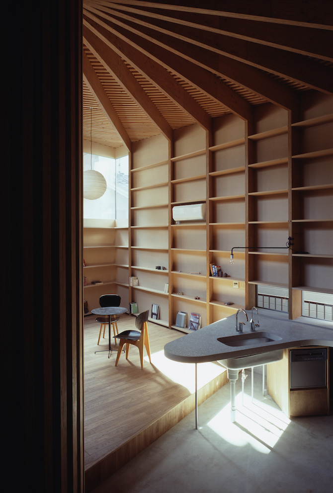 Tokyo Tree House By Mount Fuji Architects Studio (8)