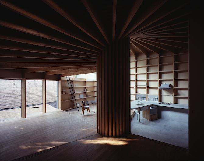 Tokyo Tree House By Mount Fuji Architects Studio (9)