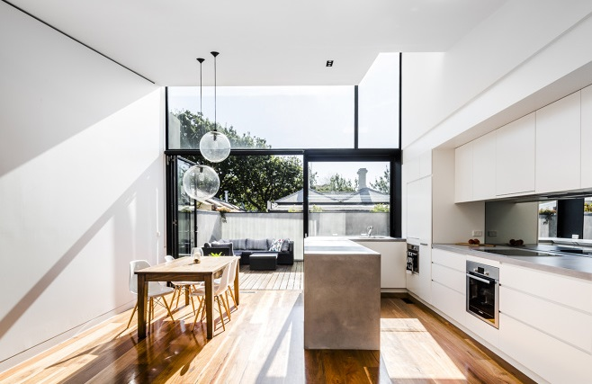 Turner House Interior Design By Freadman White Melbourne Design Visual