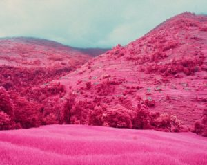 INFRARED PHOTOGRAPHIC SERIES OF NEPAL BY SEAN LYNCH