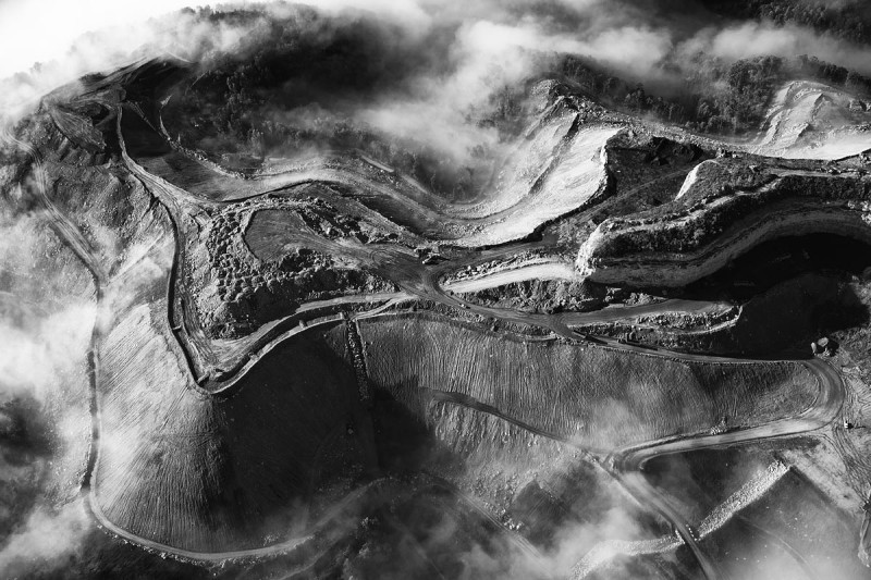 Aerials of Mountain Top Removal in Appalachia By Cameron Davidson (4)