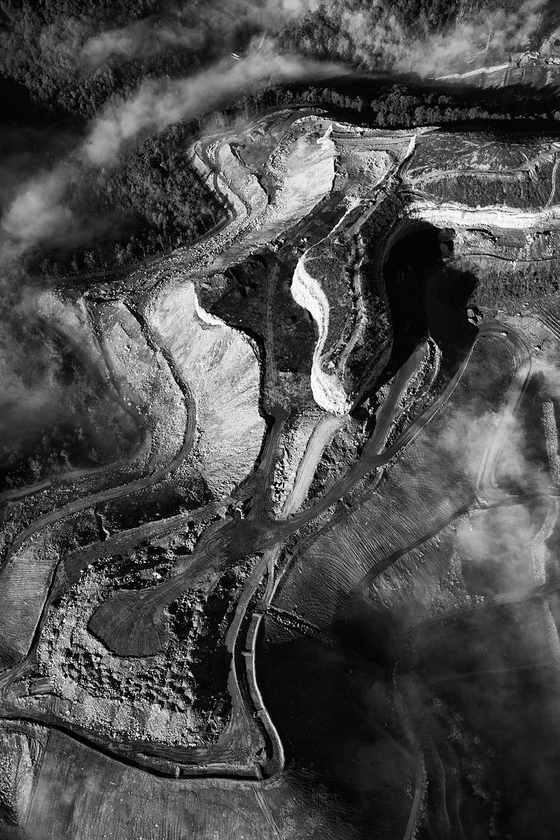 Aerials of Mountain Top Removal in Appalachia By Cameron Davidson (9)