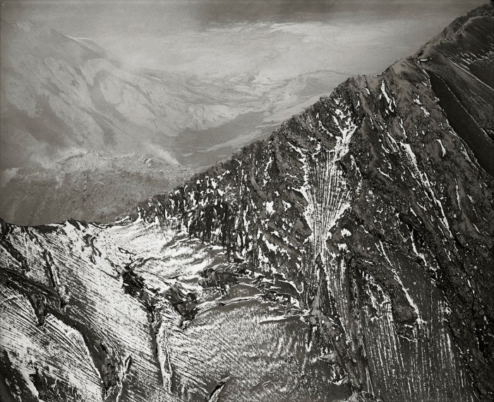 Volcano Mount St. Helens David Maisel (1)