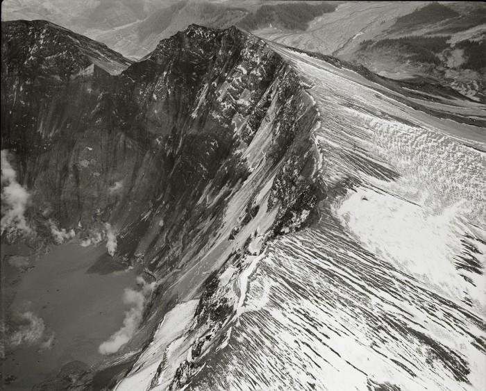 Volcano Mount St. Helens David Maisel (2)