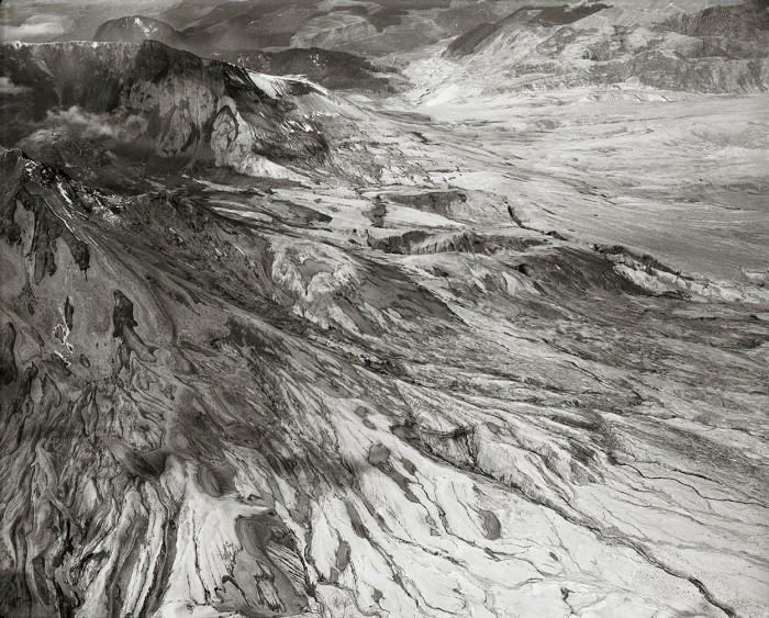 Volcano Mount St. Helens David Maisel (3)