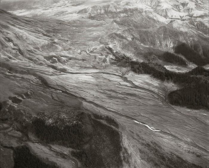 Volcano Mount St. Helens David Maisel (4)