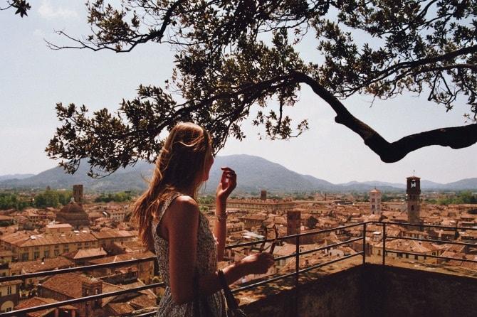 Northern Tuscany, Italy