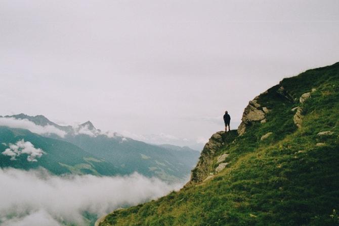 Passeier Valley, Italy