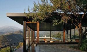 Casa Farellones By Max Nunez Arquitectos, Chile
