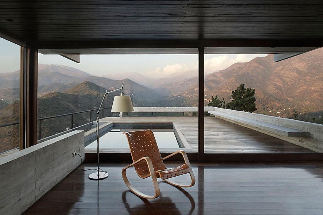 Casa Farellones By Max Nunez Arquitectos, Las Condes, Santiago, Chile