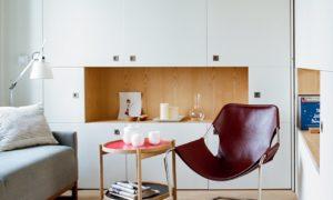 Manhattan Apartment By Architecture Workshop