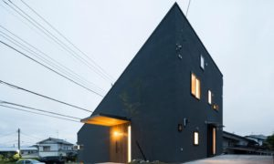 The Minimalist House By Tukurito Architects, Japan