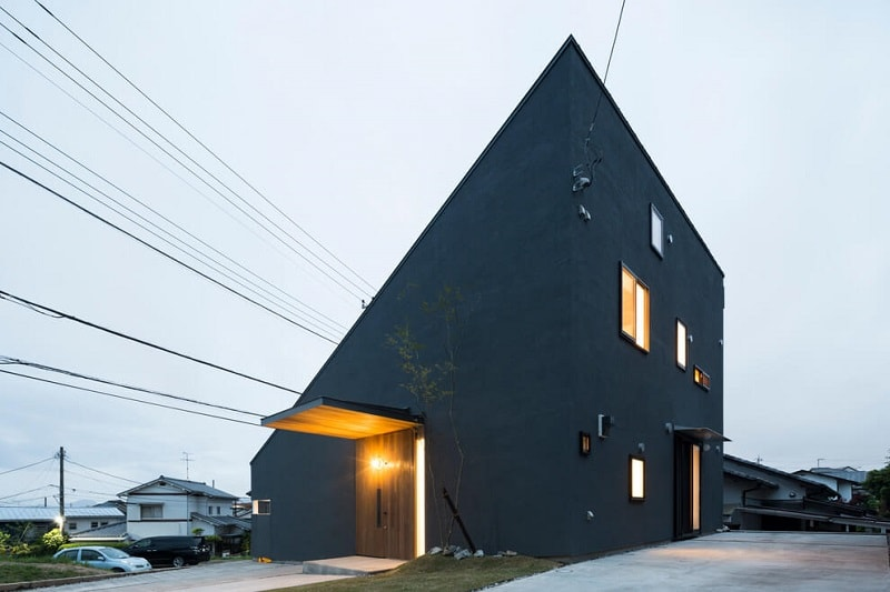 The Minimalist House By Tukurito Architects, Japan