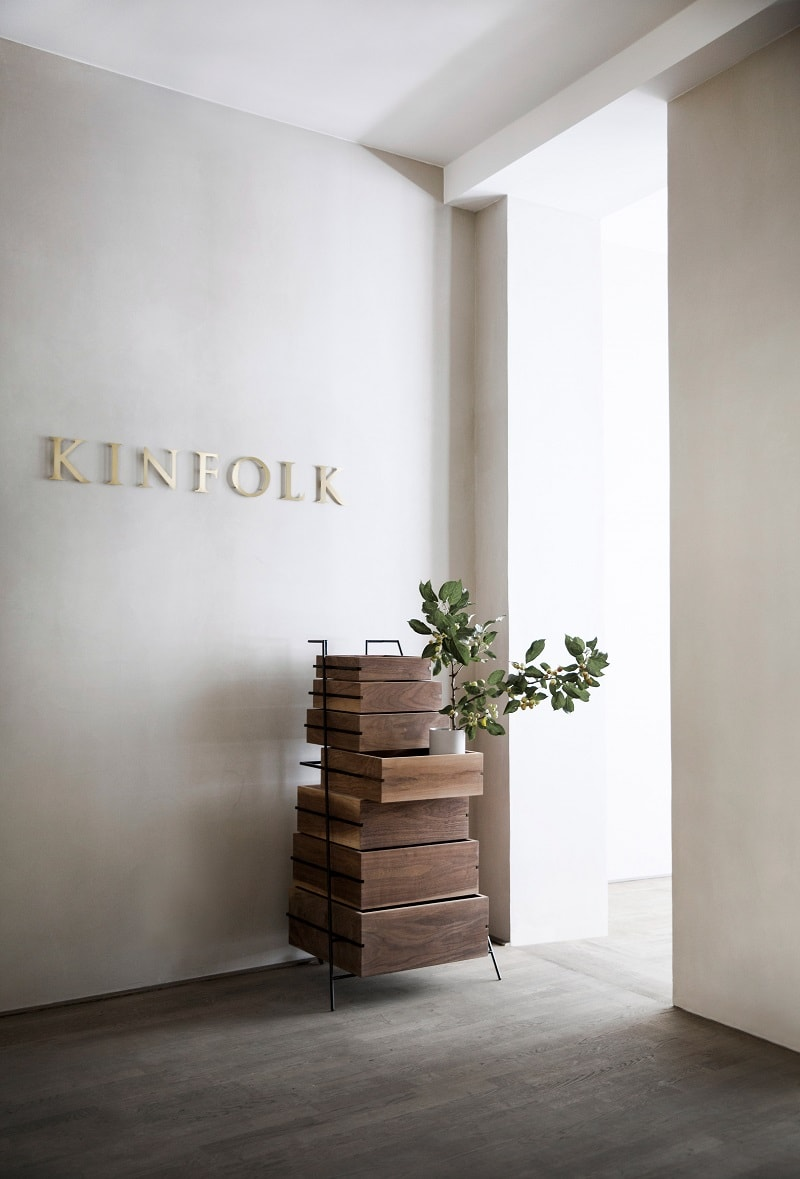 Kinfolk Workspace By Norm Architects, Copenhagen