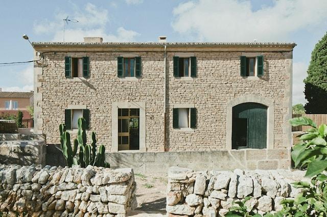 Majorca Town House SMS Arquitectos