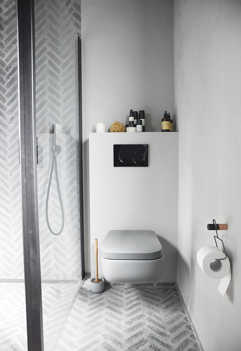 Scandinavian Bathroom By Slow Design Studio, Norway
