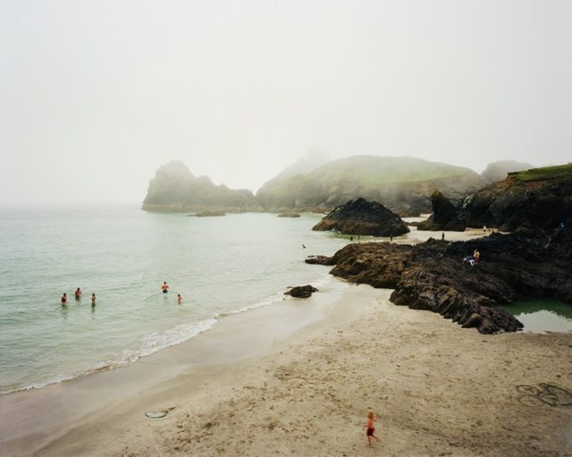 Guy Sargent, England, Cornwall Landscapes, English fog