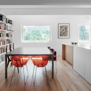 Minimalist Apartment Interior Atelier Data Lisbon