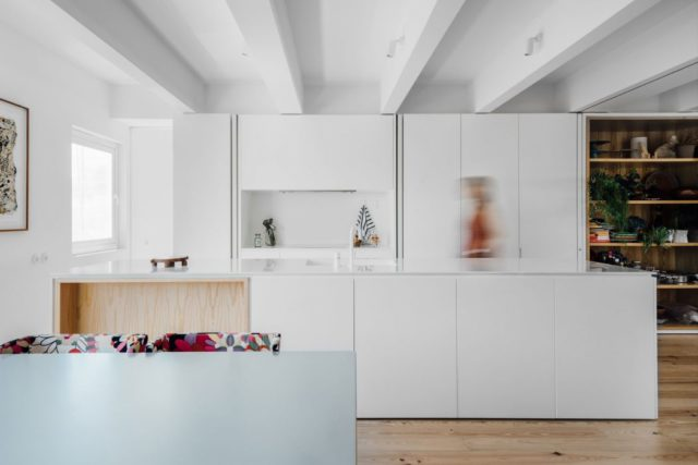 Kitchen Interior - Atelier Data design, Portugal