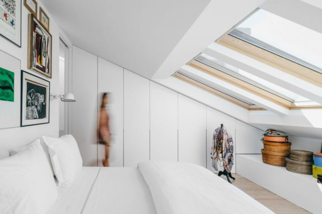Bedroom Interior - Atelier Data design, Portugal