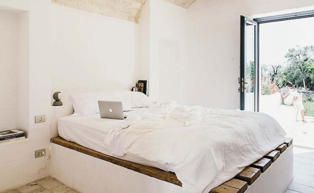 Masseria Moroseta Hotel Rooms Interior