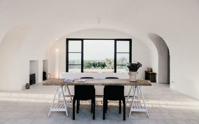 Masseria Moroseta Hotel Interior Design By Andrew Trotter