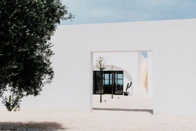 Masseria Moroseta Hotel By Andrew Trotter, Ostuni, Puglia, Italy
