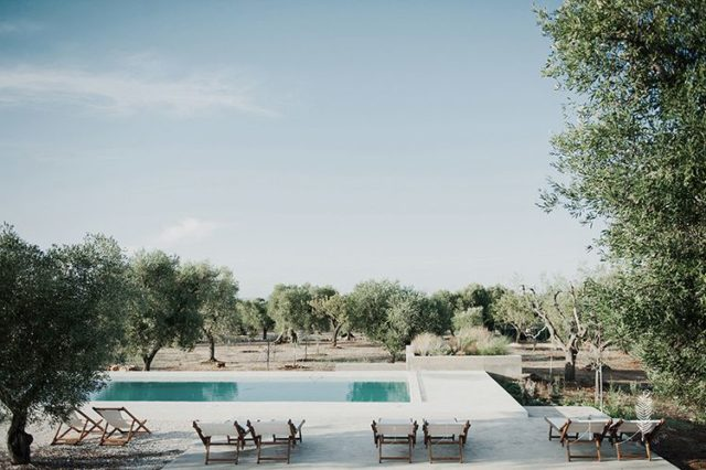 Masseria Moroseta Swimming Pool Gardens