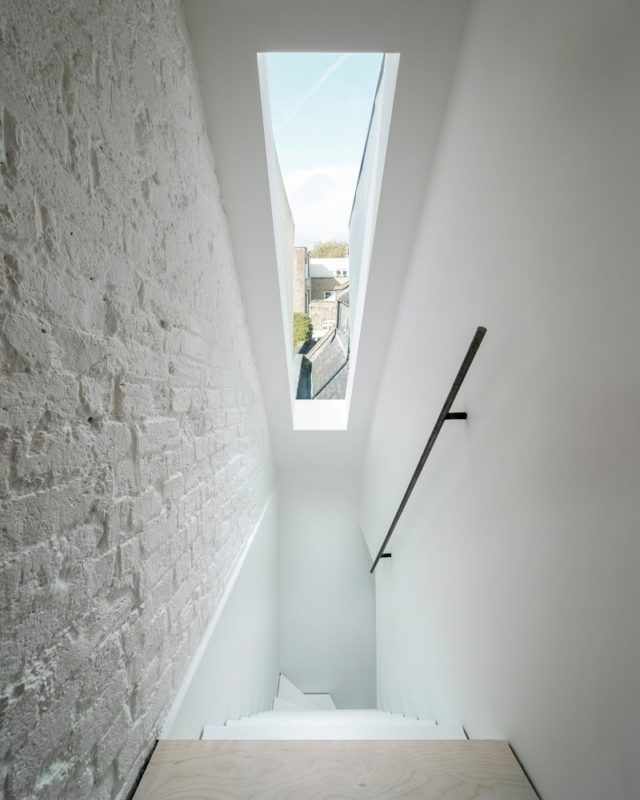Minimalist Stairs By West Architecture, London