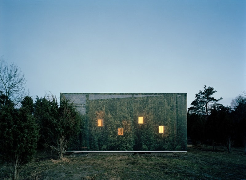 Murman Architects Camouflage House