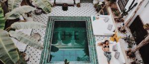 Riad Yasmine Boutique Hotel, Marrakech, Morocco