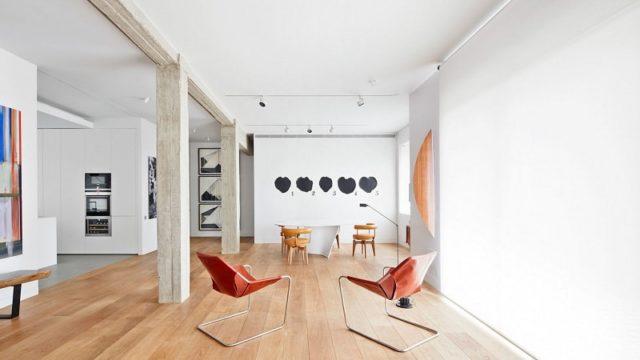 Casa H71 by Lucas y Hernandez-Gil in Barrio de las Letras, Madrid, Spain