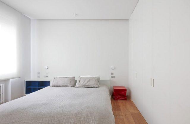 Casa H71 bedroom Lucas y Hernandez-Gil