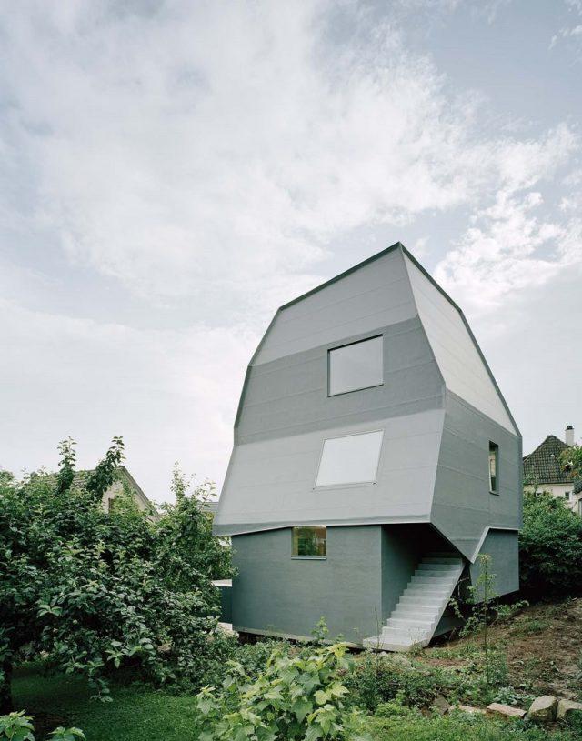 JustK House By Amunt Architekten, Germany