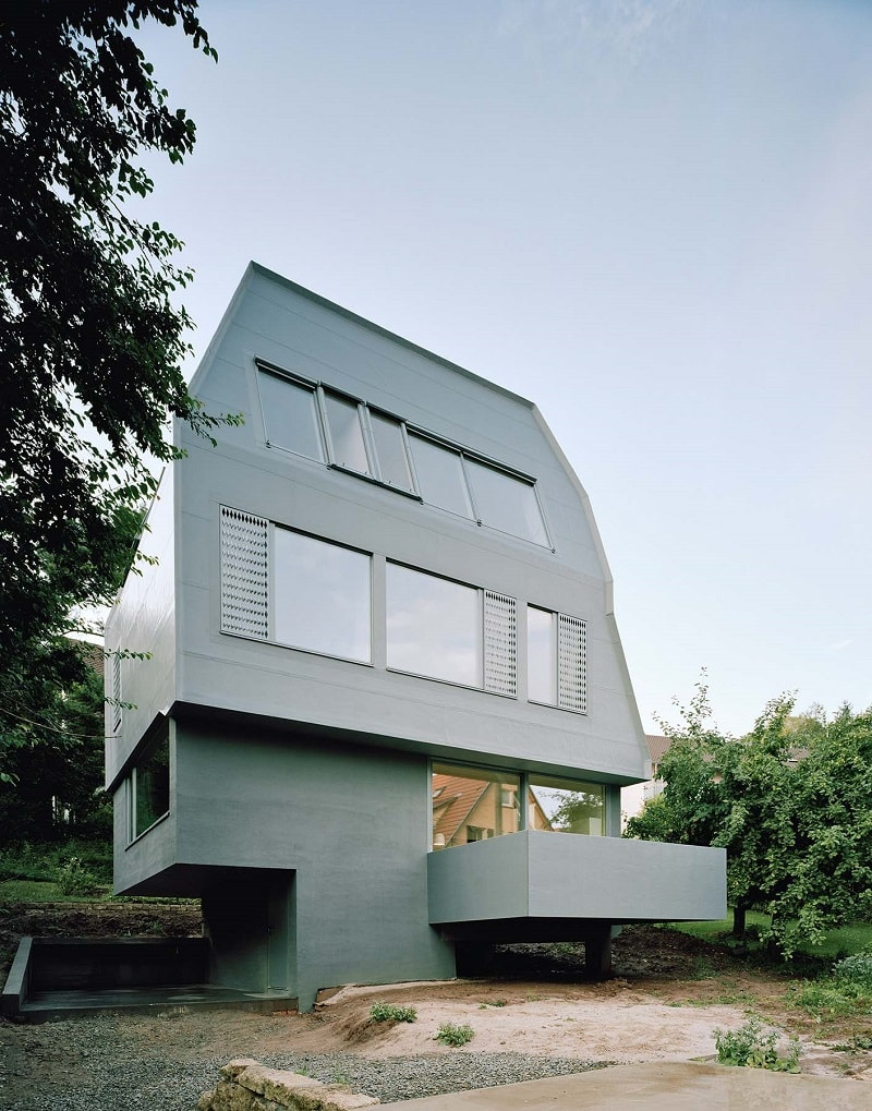 Justk House Tubingen Amunt 11 Design Visual
