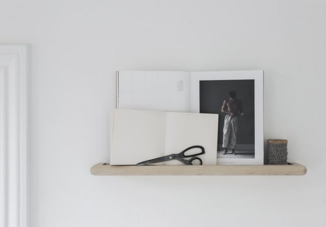 Magazine Rack Ash By Melo, Stockholm, Sweden