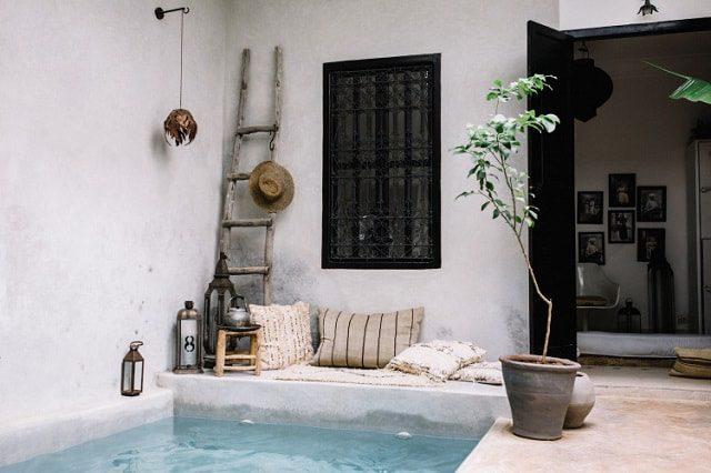 Riad La Maison Marrakech Morocco Design Visual