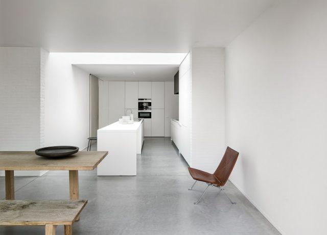 Kitchen & More Interior Design By Architect Vincent Holvoet