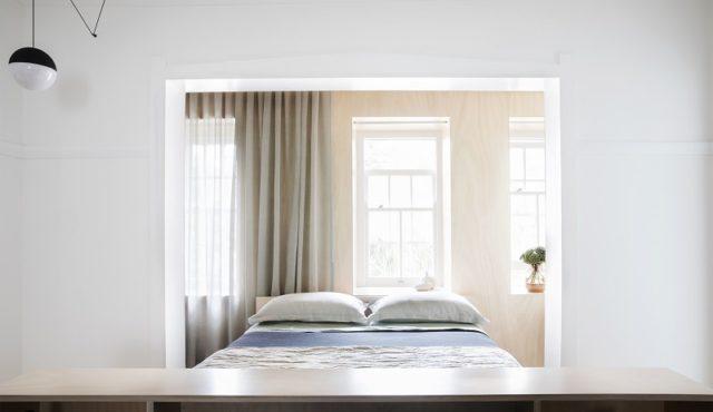 Bedroom Interior Design. Studio Apartment By Architect Prineas, Sydney, Australia
