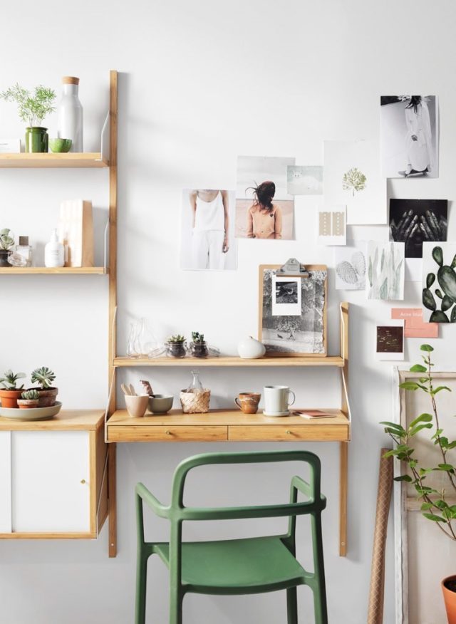 Ikea Svalnas Shelf With Storage Design Visual