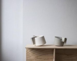 Constructed Vessels by Derek Wilson Ceramics