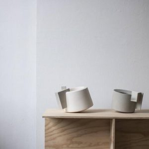 Constructed Vessels Collection Derek Wilson Ceramics